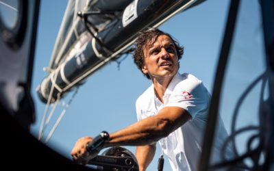 DIDAC COSTA AND THE 2020 VENDÉE GLOBE